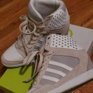 High Top Wedge Adidas